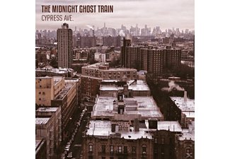 The Midnight Ghost Train - Cypress Ave. - (CD)