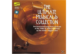 VARIOUS - Ultimate Musical Collection - (CD)