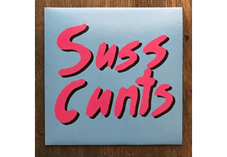 Suss Cunts - 5 SONG EP - (Vinyl)