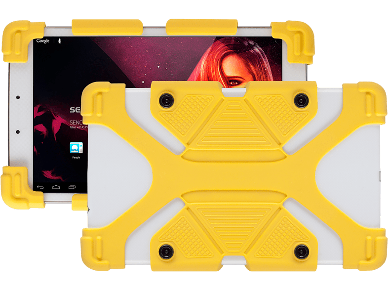 YENKEE Universal Shockproof Tablet Cover 7