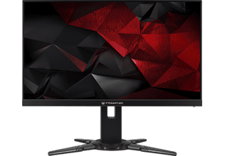 ACER Predator XB252Q 24.5 Zoll Full-HD Monitor (1x HDMI (1.4), 1x Displayport + USB 3.0 Hub(1up 4down), 1x Audio out Kanäle, 1 ms Reaktionszeit)