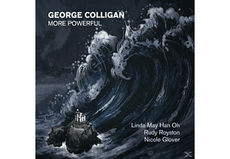 George Colligan - More Powerful - (CD)
