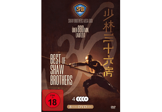 Best Of Shaw Brothers (8 Filme Auf 4 DVDS) - (DVD)
