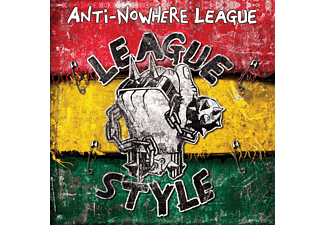 Anti-Nowhere League - League Style - (CD)