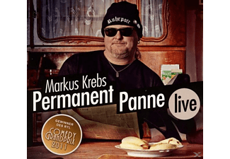Markus Krebs - Permanent Panne - (CD)