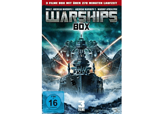 Warships Box - (DVD)