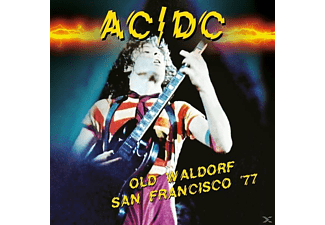 AC/DC - Old Waldorf San Francisco '77 (Lim.Red Vinyl) - (Vinyl)