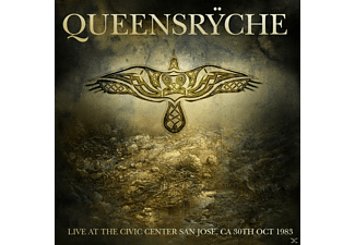 Queensrÿche - Live At The Civic Center,1983 (180 Gr.Green Viny - (Vinyl)