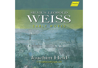 Joachim Held - Early Works - (CD)