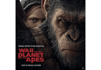 VARIOUS - War For The Planet Of The Apes - (CD)