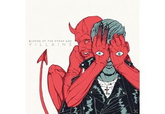 Queens Of The Stone Age - Villains - (LP + Download)