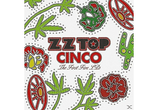 ZZ Top - Cinco:The First Five LP's - (Vinyl)