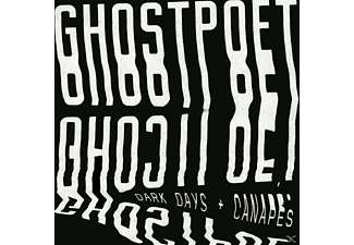 Ghostpoet - Dark Days & Canapés - (Vinyl)