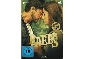 Raees (Vanilla) - (DVD)