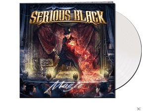 Serious Black - Magic (Gtf.White Vinyl) - (Vinyl)