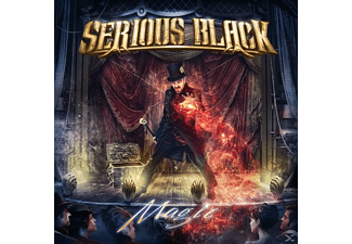 Serious Black - Magic (Lim.2CD-Digipak) - (CD)