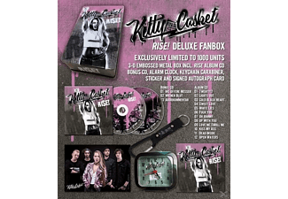 Kitty In A Casket - Rise (Box-Set) - (CD)