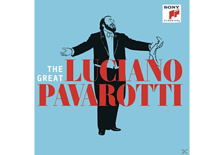 Luciano Pavarotti - The Great Luciano Pavarotti - (CD)