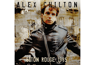 Alex Chilton - Baton Rouge 1985 - (CD)