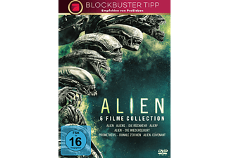 Alien 1-6 Collection - (DVD)