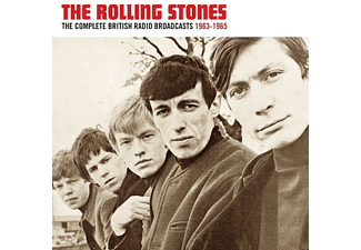 The Rolling Stones - Complete British Radio Broadcasts 1963-1965 - (CD)