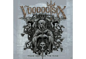 Voodoo Six - Make Way For The King - (CD)