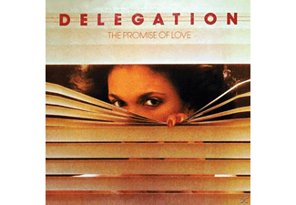 Delegation - The Promise Of Love-Expanded 40th Anniversary Ed. - (CD)