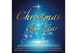 Various - Christmas This Year - (CD)