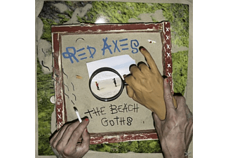 Red Axes - The Beach Goths - (Vinyl)