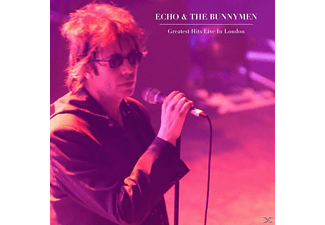 Echo & The Bunnymen - Greatest Hits Live In London - (Vinyl)
