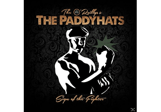The O'Reillys and the Paddyhats - Sign Of The Fighter LP (Ltd.'Dark Green' Vinyl) - (Vinyl)