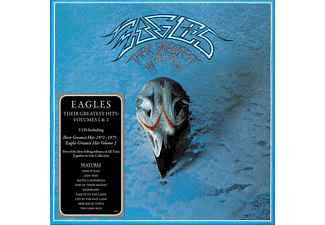 Eagles - Their Greatest Hits Volumes 1 & 2 - (Vinyl)