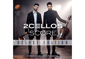 2cellos, London Symphony Orchestra - Score (Deluxe Edition/CD+DVD) - (CD + DVD Video)
