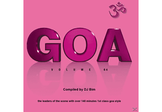 VARIOUS - Goa Vol.64 - (CD)