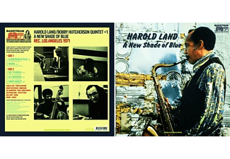 Harold Land - A New Shade Of Blue - (CD)