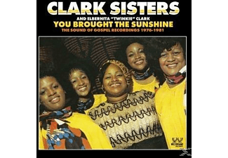 Clark Sisters - You Brought The Sunshine-Gospel Recordings 1976- - (CD)