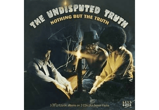The Undisputed Truth - Nothing But The Truth-3 Motown Albums+Bonus - (CD)