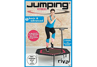 Jumping Fitness 1: Basic & Advanced - (DVD)