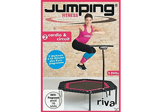 Jumping Fitness 2: Cardio & Circuit - (DVD)