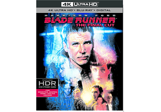 Blade Runner: Final Cut [4K Ultra HD Blu-ray + Blu-ray]
