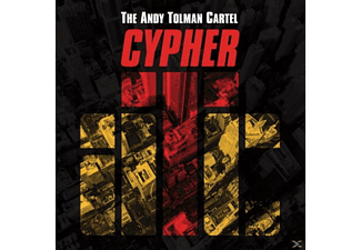 The Andy Tolman Cartel - Cypher - (CD)