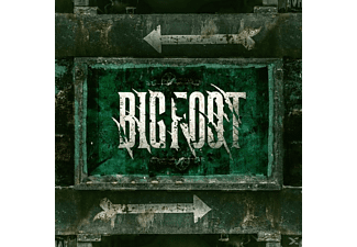 Bigfoot - Bigfoot (Ltd.Gatefold/Black Vinyl/180 Gramm) - (Vinyl)