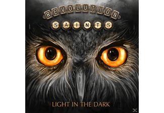 Revolution Saints - Light In The Dark (Ltd.Boxset) - (CD + DVD Video)