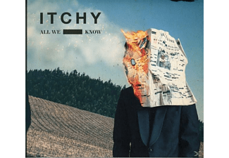 Itchy - All We Know - (CD)