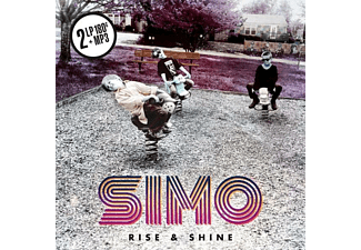 Simo - Rise & Shine (2LP 180 Gr.Black Vinyl+MP3) - (LP + Download)