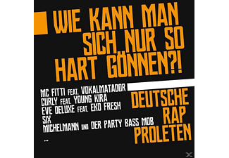 VARIOUS - Deutsche Rap Proleten - (CD)