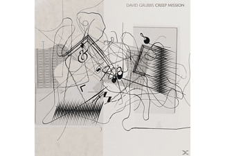 David Grubbs - Creep Mission (LP) - (Vinyl)
