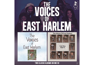 The Voices Of East Harlem - The Voices Of East Harlem/Can You Feel It - (CD)