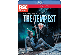 The Tempest - (Blu-ray)