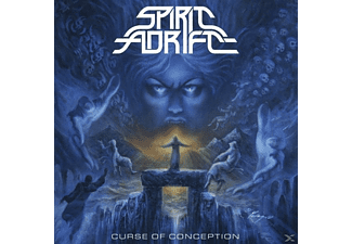 Spirit Adrift - Curse Of Conception - (CD)
